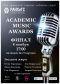 Di Dikovski estimates young performers at the competition «Academic Music Awards»